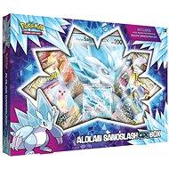 Pokémon TCG: Alolan Sandslash-GX Box - Karetní hra