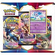 Pokémon TCG: Sword and Shield 3 Blister Booster - Karetní hra