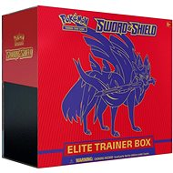 Pokémon TCG: Sword and Shield Elite Trainer Box - Karetní hra