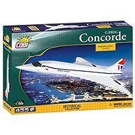 Cobi Letadlo Concorde z Brooklands Museum - Stavebnice