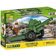 Cobi Howitzer M-30 - Stavebnice