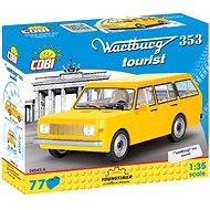 Cobi Wartburg 353 Tourist - Stavebnice