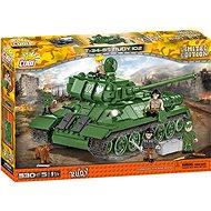 Cobi T-34/85 z filmu Čtyři z tanku a pes - Stavebnice