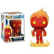 Funko POP Marvel: Fantastic Four - Human Torch - Figurka