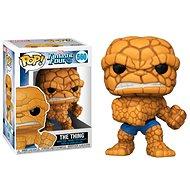 Funko POP Marvel: Fantastic Four - The Thing - Figurka