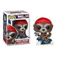 Funko POP Marvel: Holiday S2 - Rocket - Figurka