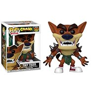 Funko POP Games: Crash Bandicoot S3 - Tiny Tiger - Figurka