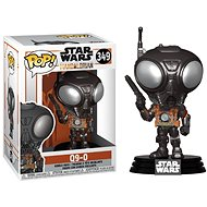 Funko POP TV: SW The Mandalorian - Q9-Zero (MT) - Figure
