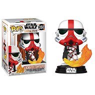 Funko POP TV: SW The Mandalorian - Incinerator Stormtrooper - Figurka