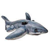 Intex Vodní vozidlo - bílý žralok - Nafukovací atrakce