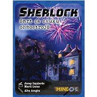 Sherlock 2: Smrt za zvuku ohňostrojů - Společenská hra