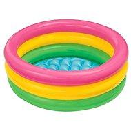 Intex Bazén 3 kruhový dětský  86x25 cm - Nafukovací bazén