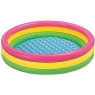 Intex Bazén duhový velký - Nafukovací bazén