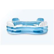 Intex Bazén rodinný s křesílky - Nafukovací bazén