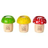 Didaktická hračka Kaleidoskop - houbička