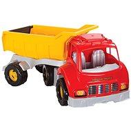 Pilsan Moving Truck červený - Auto