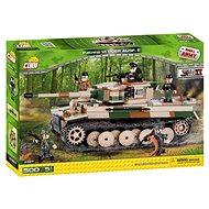 Cobi II WW PzKpfw VI Tiger Ausf E - Stavebnice