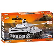 Cobi 3000 World of Tanks Tiger I - Stavebnice