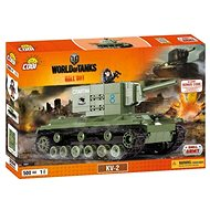 Cobi 3004 World of Tanks KV-2 - Stavebnice