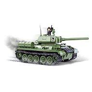 Cobi World of Tanks T-34/85 - Stavebnice