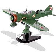 Cobi II WW PZL P-23B Karas - Stavebnice