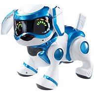 Teksta robotické štěně ovládané hlasem – modré - Robot