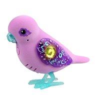 Little Live Pets Ptáček 6 fialový - Interaktivní hračka