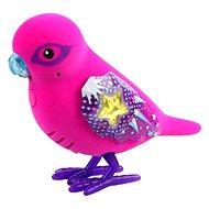 Little Live Pets Ptáček 6 tmavě růžový - Interaktivní hračka