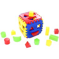 Rappa Insert Cube for the smallest child - Toddler Toy