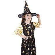Kostým Čarodějnice vel. S - Dětský kostým
