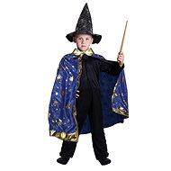 Rappa Karnevalový plášť kouzelnický  2 druhy - Dětský kostým