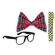 Rappa Motýlek s brýlemi a kšandy - Doplněk ke kostýmu