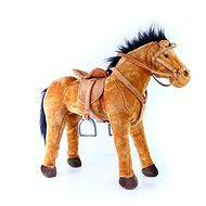 Rappa Kůň 70 cm stojící-sedící - Plyšová hračka