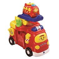 Tut Tut Velké hasičské auto CZ - Auto