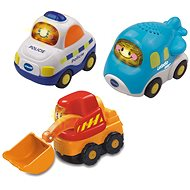 Tut-Tut autíčka- sada 1 CZ - Auto