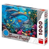 Dino Mořský Svět Secret Collection - Puzzle
