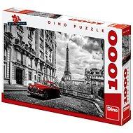 Dino Jaguár V Paříži - Puzzle