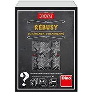 Dino Rébusy - Stolní hra