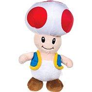 Super Mario - Mushroom - Plyšová hračka