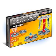Geomag – Mechanics 103 - Magnetická stavebnice