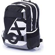 Karton P+P Oxy Sport I. Black & White - Dětský batoh