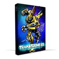 Karton P+P na sešity A4 Transformers - Desky