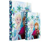 Karton P+P na sešity A4 Frozen - Desky