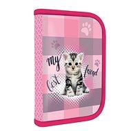 Karton P+PJunior kočka - Penál