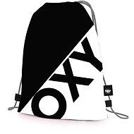 Karton P+P Oxy Black & White na cvičky - Sáček na přezůvky