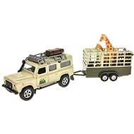 Mikro Trading Safari Land Rover - Metal Model