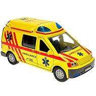 Mikro Trading Ambulance velká - Kovový model