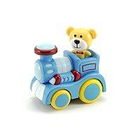 Teddies Vlak s medvídkem - Vláček