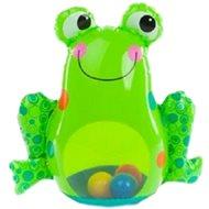 Teddies Žába nafukovací - Hračka pro nejmenší