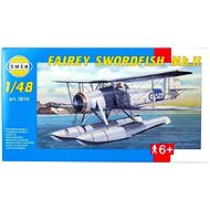 Směr Model Kit 0818 letadlo – Fairey Swordfish Mk.II - Plastikový model